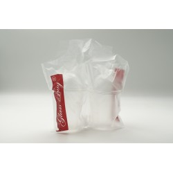 Glass Bag Coffe Carrying Bags For 2 Cups 100pcs