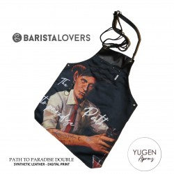 "Yugen Aprons ""Path To Paradise "" Premium Double Digital Print Limited Edition"