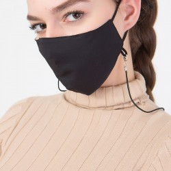 Double Layer Protective Mask With Filter