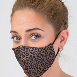 Animal Print Protective Mask