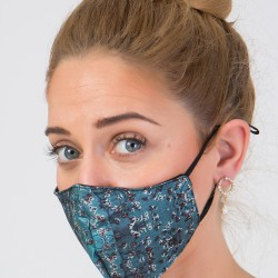 Floral Protective Mask