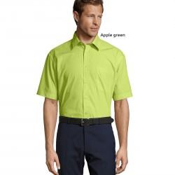 Sol's Bristol Men's Short Sleeve Poplin Shirt