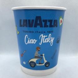 Paper Cup Lavazza Ciao Italy 14oz 20 pcs.