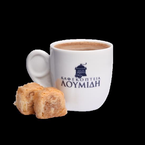 Loumidis Greek Coffee With Baklava Aroma