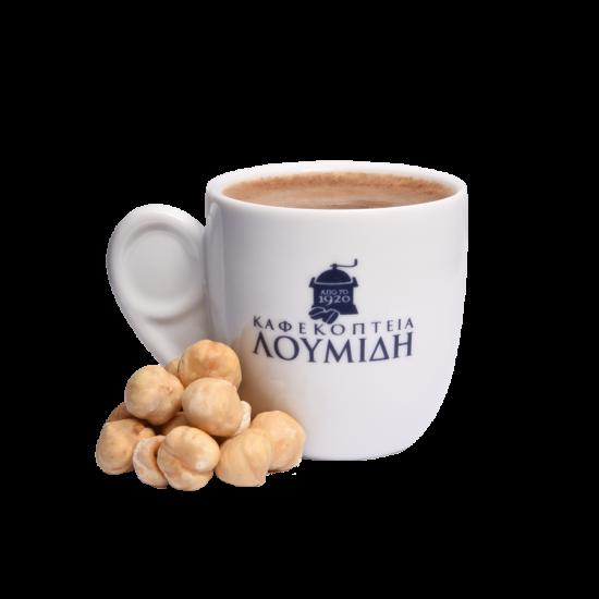 Loumidis Greek Coffee With Hazelnut Aroma