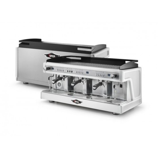 Wega Airy EVD/2 Professional Espresso Machine With Water Heater System