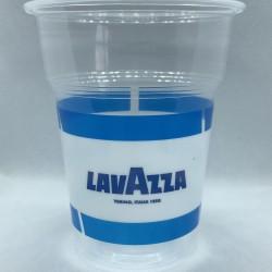Plastic Cup Lavazza Australia 300ml 50pcs.
