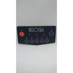 Keyboard faceplate for Belogia Blender BL-6MC