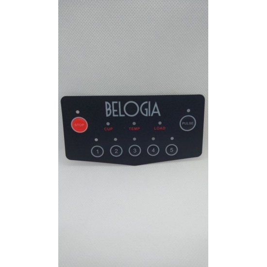 Keyboard faceplate for Belogia Blender BL-6MC