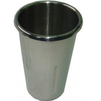 Johny Κρεμαστό Ανοξείδωτο Ποτήρι Φραπιέρας