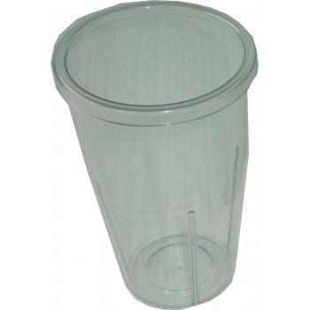Johny Κρεμαστό Πλαστικό Ποτήρι Φραπιέρας