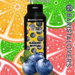 Fruit Puree Blueberry Top Fruity 1kg
