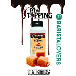 My Topping Caramel Syrup 1 kg