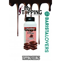 My Topping Chocolate Syrup 1 kg