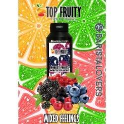 Fruit Puree Forest Fruits Top Fruity 1kg