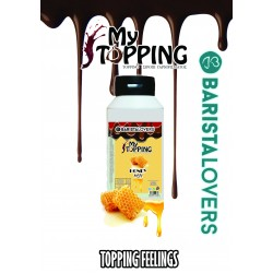 My Topping Honey Syrup 1 kg