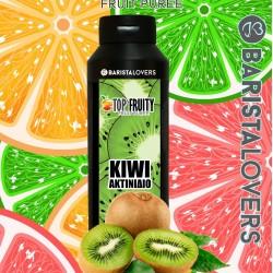 Fruit Puree Kiwi Top Fruity 1kg