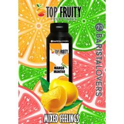 Fruit Puree Mango Top Fruity 1kg