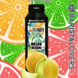 Fruit Puree Melon Top Fruity 1kg