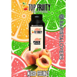 Fruit Puree Peach Top Fruity 1kg