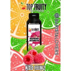 Fruit Puree Raspberry Top Fruity 1kg