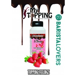 My Topping Strawberry Syrup 1 kg