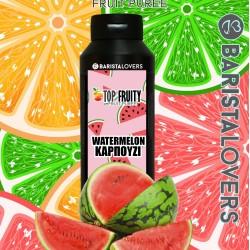 Fruit Puree Watermelon Top Fruity 1kg