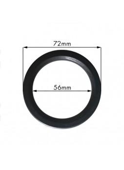 Φλάντζα Porttafilter για Astoria 72x56xH.8mm NBR 75SH