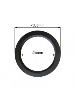 Φλάντζα Flat Κούπας για Cimbali 70.5x56xH.8.5mm NBR 87SH