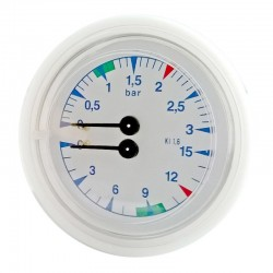 Boiler Pump Manometer d.63 New Model