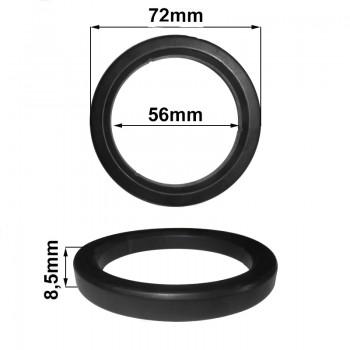 Φλάτζα Portafilter 72X56X8.5mm