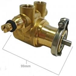 Clamp Ring Pump Fluidotech 200 l/h