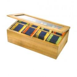 Westmark Bamboo Tea Box