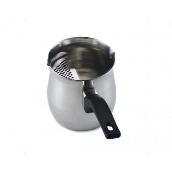 Coffee Pot Inox With Strainer 650ml