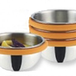 Bowl stainless steel 11cm