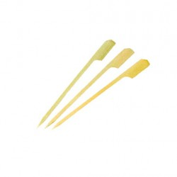 Bamboo cocktail sticks 100Pcs
