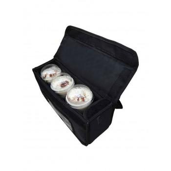 Ισοθερμική Τσάντα Delivery Καφέ 3 Θέσεων