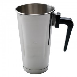 Artemis Stainless steel cup with handle for freddo 900ml