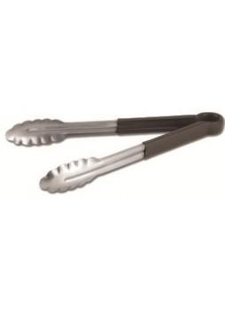 Λαβίδα Barbeque με μαύρη λαβή Inox 25/30/40cm