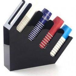 Colorato Plastic Cup Shelf With 4 Lattices