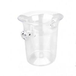 Lacor 62362 Acrylic Wine Bucket With Handles 3.5Lt
