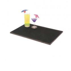 Large Rubber Mat Bar 46x31cm