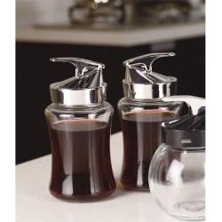 Honey Jar With Dispenser 220ml