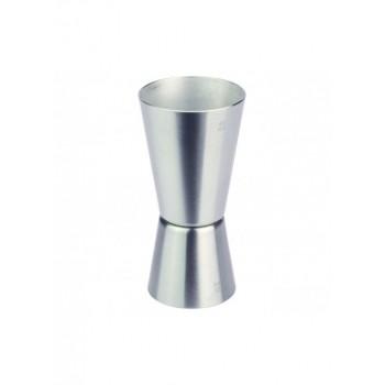Jigger Δοσομετρικό inox 30-60ml