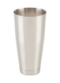 Shaker Tin Μονό Βάση Inox 820ml