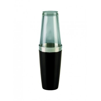 APS Shaker Boston Black Inox/Vinyl 700ml