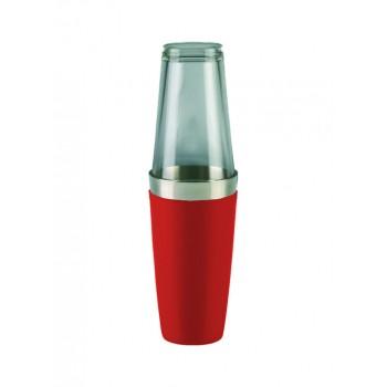 APS Shaker Boston Red Μονό (Χωρίς Ποτήρι)  830ml
