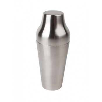Shaker Parisiene 2 Τμημάτων Inox 600ml