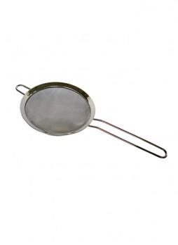 Σουρωτήρι inox με σίτα ∅ 8cm