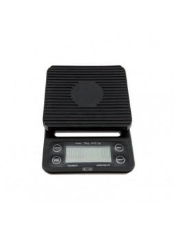 Belogia Ψηφιακή Ζυγαριά με Χρονόμετρο και Κάλυμμα DST 350